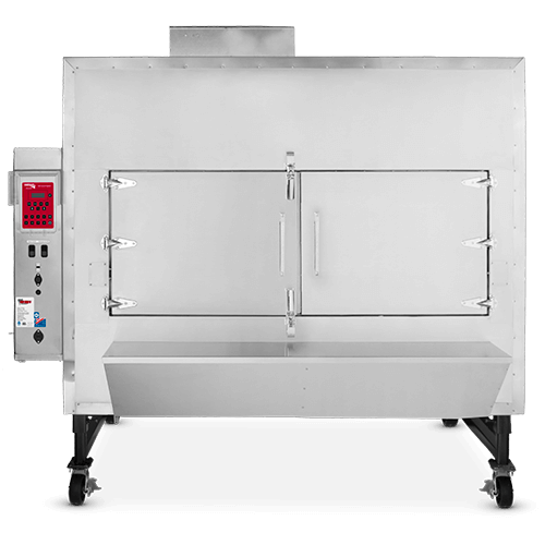 Fast Eddy's by Cookshack FEC750 Pellet-Fuelled Commercial Rotisserie Smoker Oven